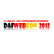 1st DaFWebKon 6./7.May 2012 for German teachers