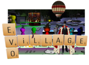 EVO ViLLAGE - Virtual Language Learning and Games Environments