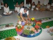 Celebração ao Natal em 2010