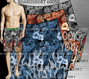 BOARDSHORT 60050 COR 1- 2- 3 VISUAL