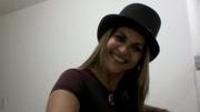 Nelma chapéu