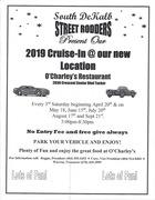 South Dekalb Street Rodders Cruise In, Tucker, Ga.