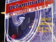 Delaminators Band