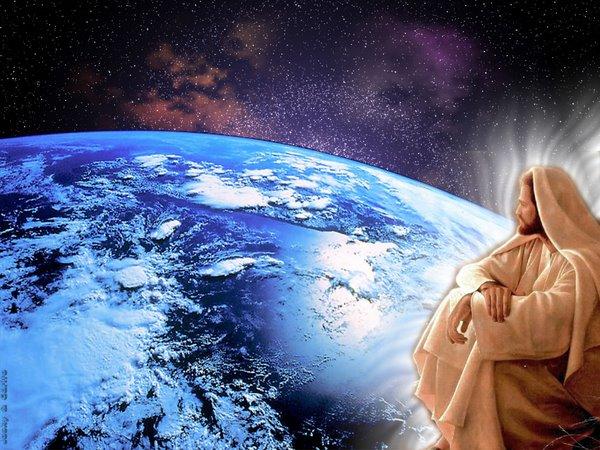 Jesus Cristo mestre Cósmico e universal...