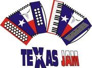 Accordion pre-show jam session