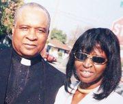Bishop & Wife