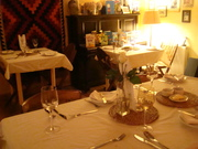 Burns night supper- Almost full on 25th, still some spaces on the 30th