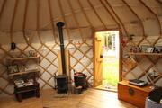 Dinner at The Highgate Yurt