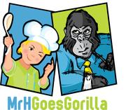 Mr H Goes Gorilla in Tuscany