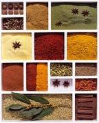 Herbs & spice menu