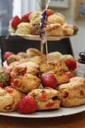 Secret Strawberry Afternoon Tea Party FULLY BOOKED