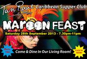 Maroon Feast