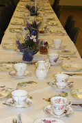 An Arty Afternoon Tea Party