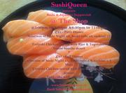 Sushi & Japanese Supperclub @ TheshopNW10