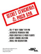 Secret Cevicheria & Pisco Bar