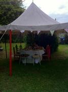 Tented Garden Supper