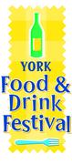 York Food Festival of Food & Drink Dine @ my Table
