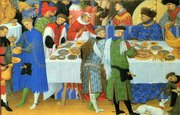 Eat thro the Medieval Tymes in Four Delicious Courses
