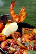 Maldivian (Maalai) Seafood Supper