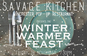 Winter Warmer Feast - Savage Kitchen