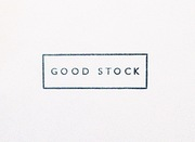 Good Stock - relaunch SOLD OUT