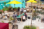 Dockside Diner featuring...Crayfish Bob