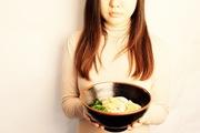 Monograph - Japanese udon noodles in a secret basement