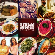 Syrian Supper Collective FEAST
