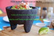 Cinco de Mayo supper club: tequila and tacos