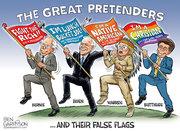 Dems, great pretenders...