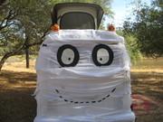 Finnon Lake - Halloween Bus Weekend