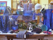 2011 Holiday Fiber Show and Sale at Buttermilk Cottage