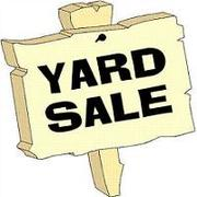 Tree Streets Yard Sale