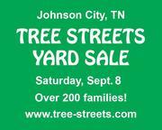 Tree Streets Yard Sale
