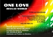 ONE LOVE REGGAE WORLD