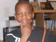 Shauny Paul - My Grandson