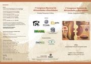 I Congresso Nacional Africanidades e Brasilidades – 26 a 29 de Junho de 2012 Universidade Federal do Espírito Santo - UFES