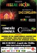 Projeto Reggae Social - Tributo á Dino Cerqueira