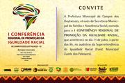 l Conferência regional de igualdade racial