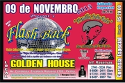 Noite do Flash Back no Golden House