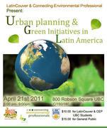 Urban Planning & Green Initiatives in Latin America