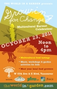 Growing For Change: Multicultural Harvest Celebration