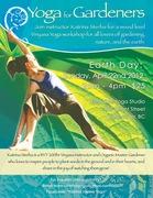 Yoga For Gardeners!