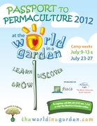 Passport to Permaculture: An Urban Ag Summer Camp 2012
