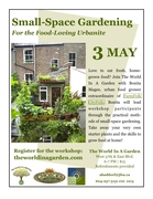 Small Space Gardening Workshop