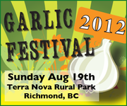 4th Annual Garlic Festival