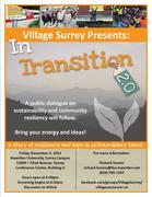 In Transition 2.0 at Kwantlen Nov 2