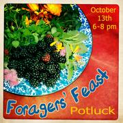 Foragers Feast Potluck & Raffle