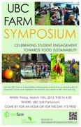 UBC Farm Student Symposium