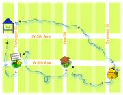 Kitsilano Bee-Line Walk